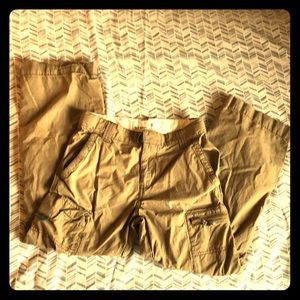 Other - Boys lightweight khaki casual pants